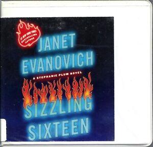 Sizzling Sixteen by Janet Evanovich read by Lorelei King