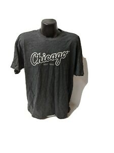Chicago White Sox Established 1900 SGA T-shirt Mens XL New