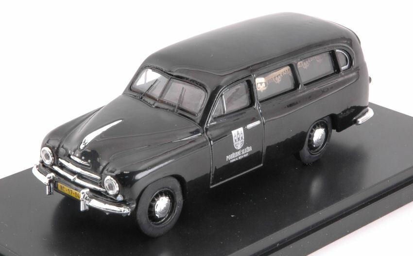 Skoda 1201 1956 Pompe divertimentoebri divertimentoeral auto 1 43 modello ABREX