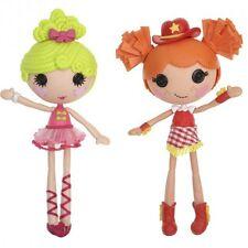Lalaloopsy - Werkstatt Puppen Ballerina & Cowgirl 21cm