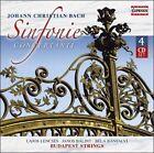 J.C. Bach: Sinfonie Concertante (CD, Feb-2009, Capriccio Records)
