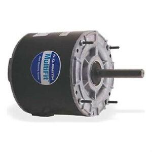 9723 1 6 hp 1075 rpm new ao smith motor ebay for Ao smith 1 2 hp motor