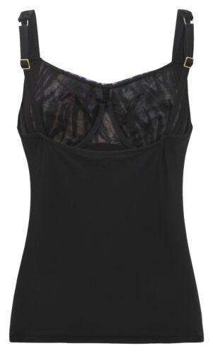 Panache SW0741 Swimwear Tallulah Tankini Top in Feather Print