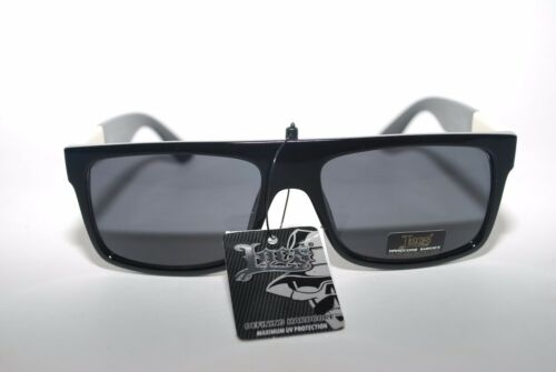 Locs HARDCORE Cholo Shades Driving Cool Sunglasses Eazy E Mad Dogger Black 075
