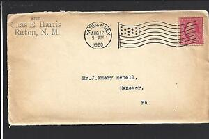 RATON-NEW-MEXICO-COVER-WITH-FLAG-MACHINE-CL-COLFAX-CO-1886-OP