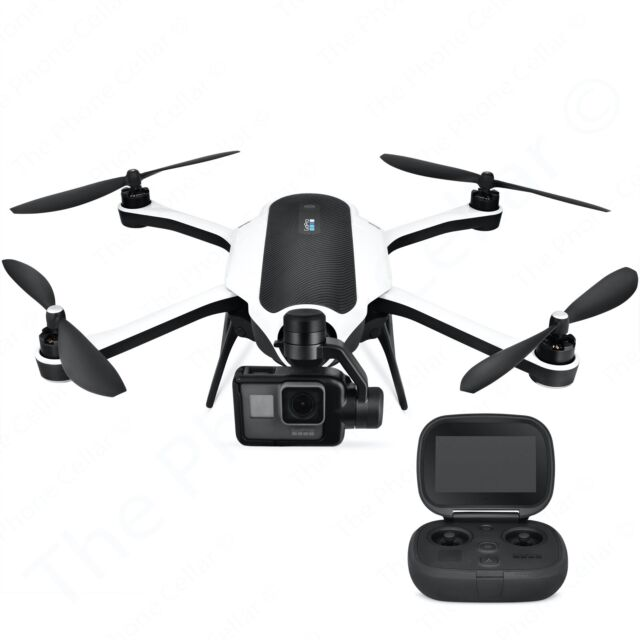 GoPro Karma Quadcopter Drone with HERO6 Black Action Cam and Remote (QKWXX-601)