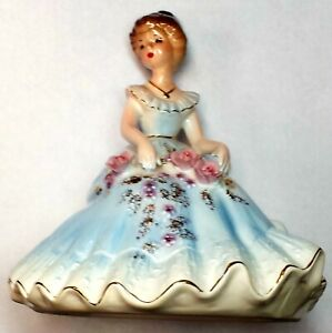 Josef-Orginals-034-Lady-on-the-Bench-034-Beautiful-Ceramic-Figurine