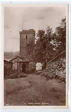 ST. SERFS TOWER, DYSART: Fife postcard (C21910)