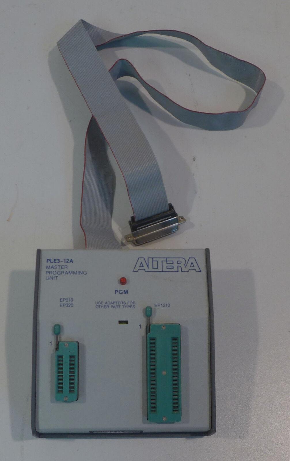 Altera Ple3-12a Master Programming Unit With Pleg1800 Adaptor