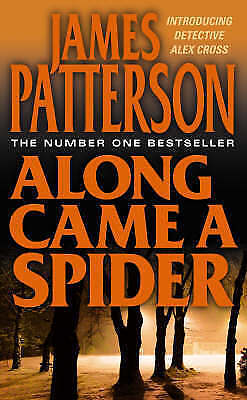 1 of 1 - Along came a spider by James Patterson (Paperback) New Book