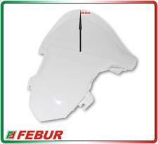 CUPOLINO PLEXIGLASS FEBUR BMW S1000RR 15-16 RIALZATO TRASPARENTE
