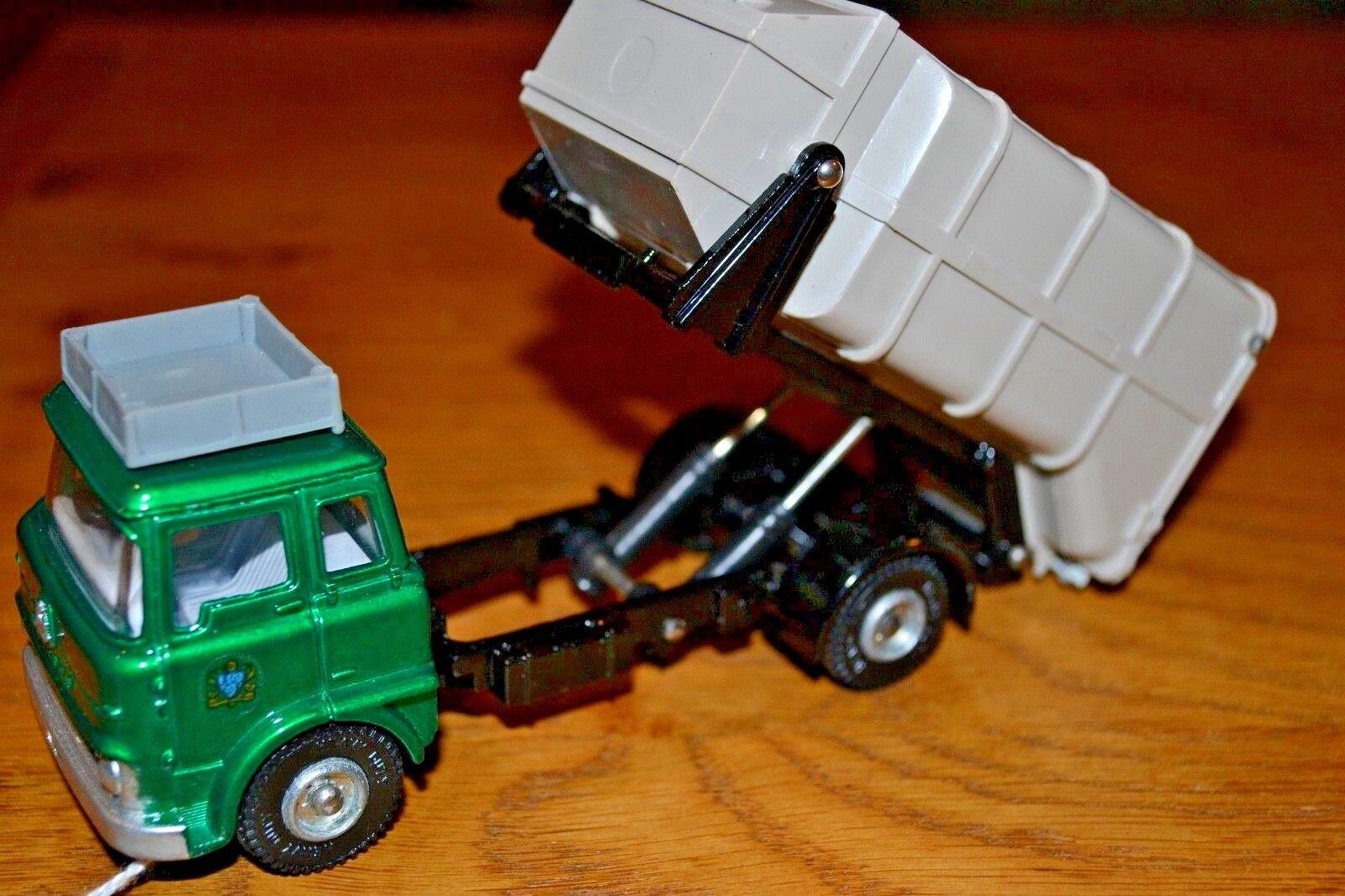 Vintage Dinky Toys Toys Toys 978 Bedford Refuse Wagon; Near Mint; Original Box b4f1cd