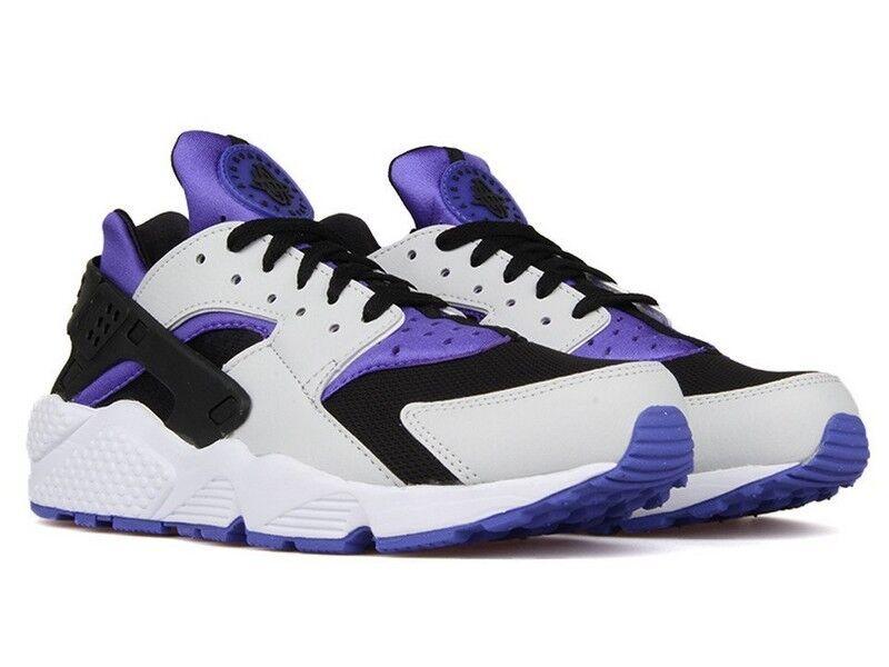 Nike Air Huarache Persian purple Pure Platinum Black 318429-501
