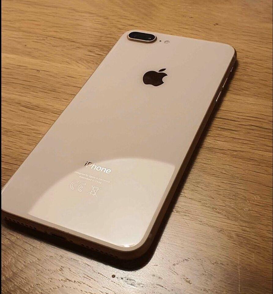 iPhone 8 Plus, 64 GB, guld