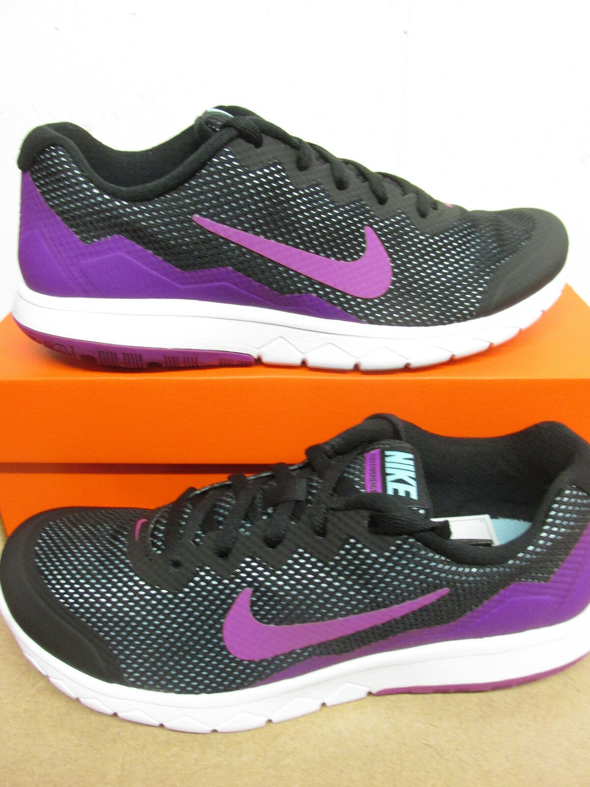 Nike Womens Flex Experience RN 4 Running Trainers 749178 010 Sneakers Shoes