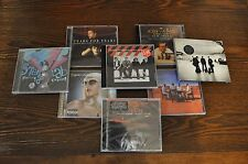 U2, MUSE, TEARS FOR FEARS, DEPECHE MODE, BRYAN ADAMS, STEREOLAB and more CDs