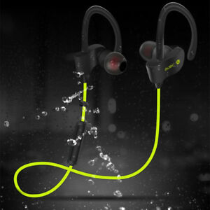 Wireless-Bluetooth-4-1-Sweatproof-Sport-Gym-Headset-Stereo-Headphone-Earphone-AU