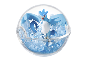 Re-ment-Pokemon-Terrarium-Pokeball-Collection-2-Figure-Articuno-Ship-in-Box