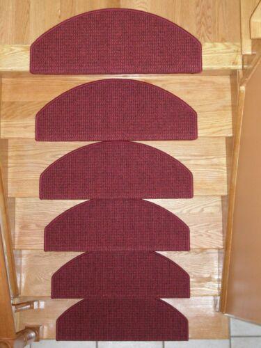 Set of 13 Beautiful Carpet Stair Mat Stair Treads