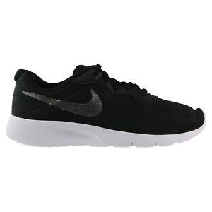 Nike-tanjun-GS-Sneaker-Chaussures-enfants-femmes-noir-818381-014