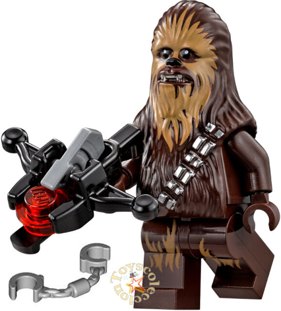 LEGO STAR WARS - MINI-FIGURINE CHEWBACCA ENSEMBLE 75159 - ORIGINAL MINI FIGURINE