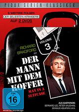 Der Mann mit dem Koffer Vol 3 * DVD Krimi Serie Richard Bradford Pidax  Neu Ovp