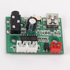 Mini 3W+3W Class AB Stereo Power Amplifier Board 5V USB Dual 8002 chip