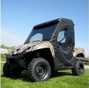 Image is loading Doors-&-Rear-Window-for-Kawasaki-TERYX-750- & Doors u0026 Rear Window for Kawasaki TERYX 750 4x4 | eBay pezcame.com