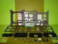Carburetor Rebuild Kit For Holley 4 Used On Factory Am Motors Chevy Ford Jeep +