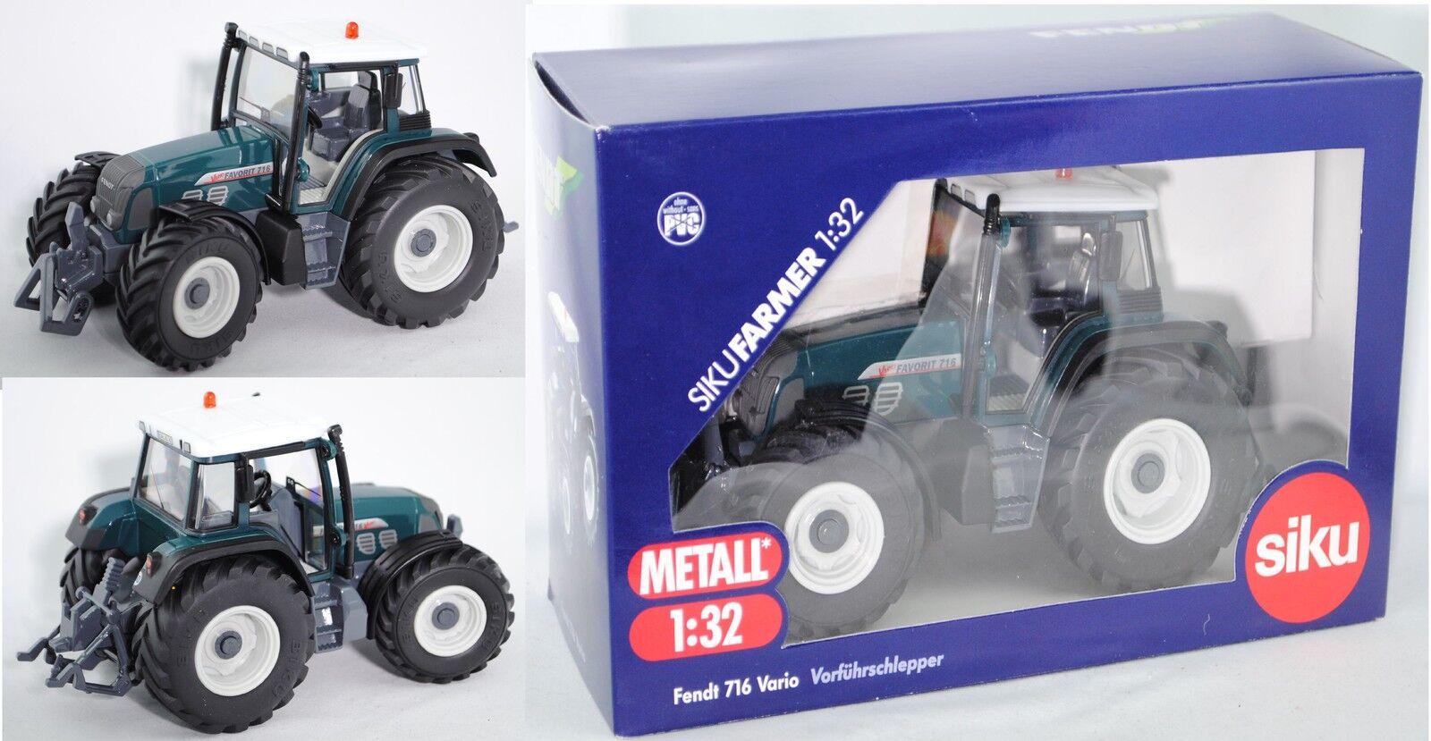 Siku Farmer 2965 Fendt Favorit 716 Vario Traktor OAL 1 32 Sondermodell