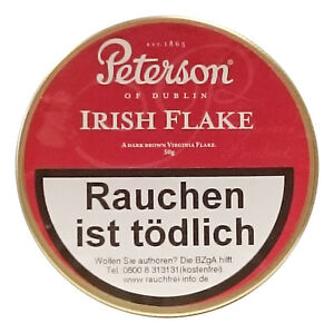 Peterson-of-Dublin-Irish-Flake-50g