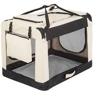 Cage-sac-box-panier-caisse-de-transport-pour-chien-chat-mobile-pliable-XL