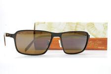 NEW MAUI JIM NORTH POINT MJ272-01M Matte Choco Orange men polarized sunglasses