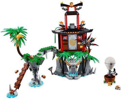LEGO® NINJAGO™ 70604 Schwarze Witwen-Insel NEU OVP/_ Tiger Widow Island NEW MISB