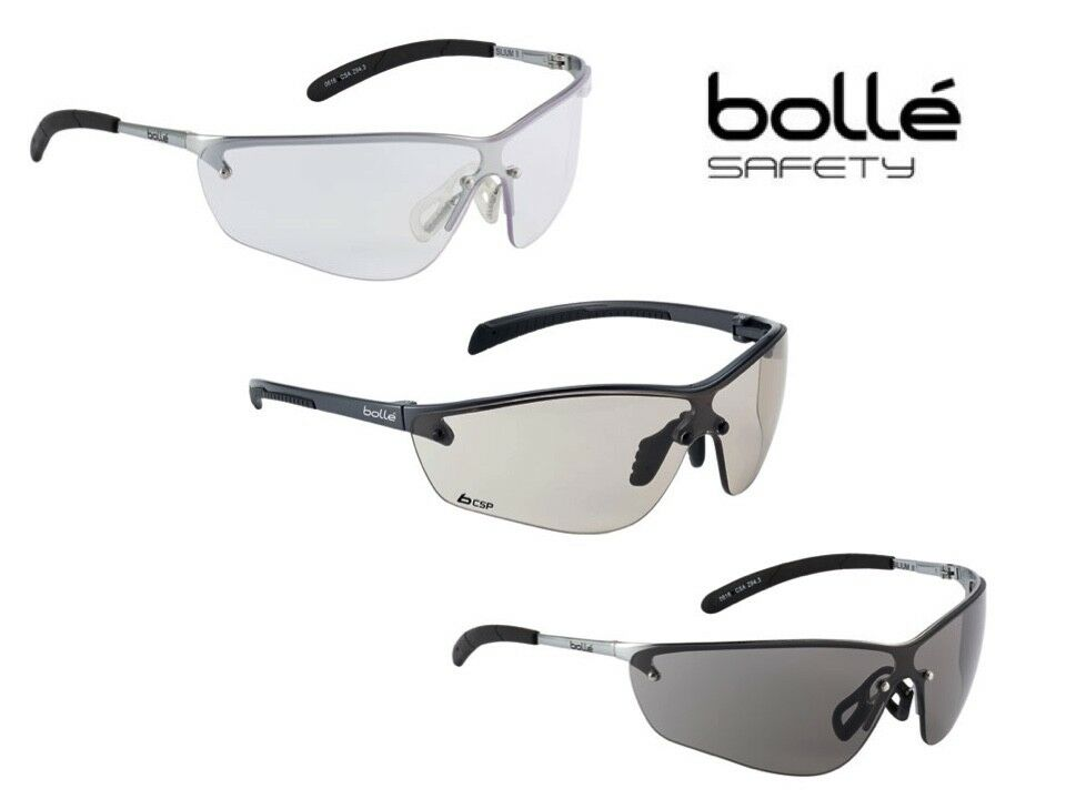 49011a622c0f3 Bolle SILPCSP Silium Safety Spectacles CSP Platinum for sale online ...