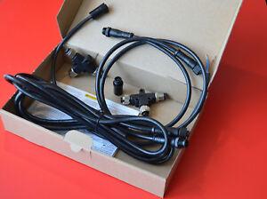 "NMEA 2000 Starter kit Simrad Lowrance B&G Garmin  Connector Backbone  ""M"" versio"