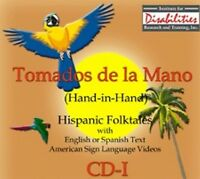 American Sign Language Tomados De La Mano Hand In Hand
