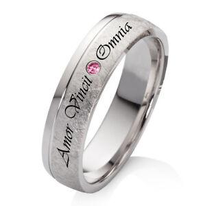 Verlobungsring-Trauring-Silber-mit-persoenlicher-Lasergravur-und-Rhodolith-ERL43