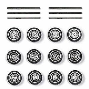 Busch 49959 - 1/87/H0 Accessories Set Classy Spoke Wheel - New