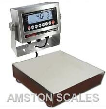 Stainless Steel 10 X 10 60 X 0002 Lb Digital Scale Shipping Food Warehouse New