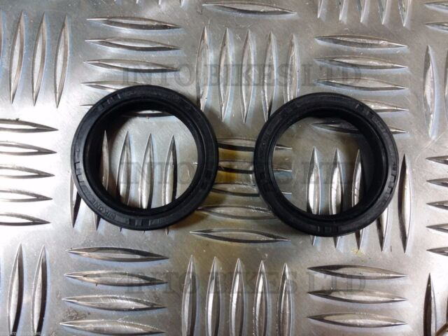 PAIR FORK OIL SEALS FOR Yamaha XS 650 1975 - 1976