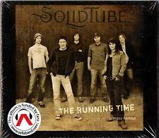 SOLITUBE THE RUNNING TIME CD DIGIPACK SEALED LIMITED EDITION Nr2181 BONUS TRACKS