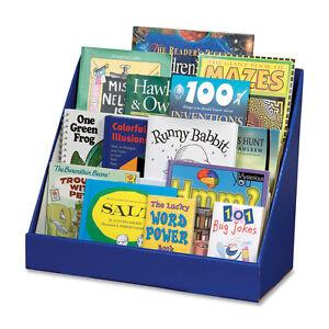 "Pacon Book Shelf Classroom Keeper 3 Tiered 17""x20""x10"" Blue 001329"