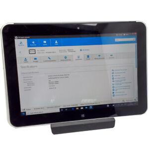 HP-ElitePad-1000-G2-Full-HD-4GB-Ram-64GB-Ssd-Windows-10-Pro-Adaptador-de-CA-amp-Muelle-3G