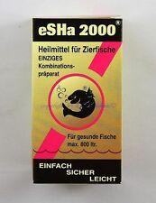 Esha 2000 Breitband Heilmittel 20ml gegen Fischkrankheiten  37,45€/100ml