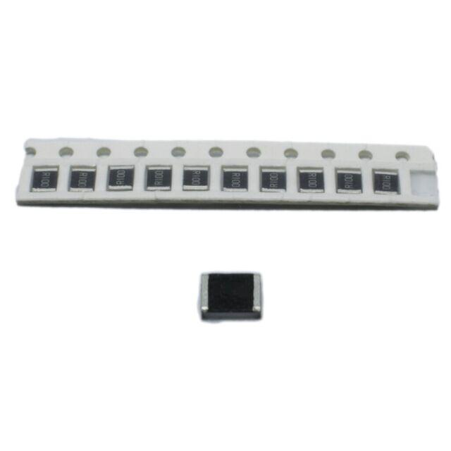 100x SMD0805-0R1 Resistor thick film SMD 0805 100m 0.125W 5% 0805S8J010KT5E