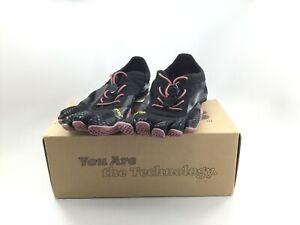 Vibram-18W0701-Women-039-s-FiveFingers-KSO-EVO-Shoes-Black-Rose-Minimalist-Running