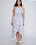 Lane-Bryant-Floral-Chiffon-Maxi-Dress-14-16-18-20-22-24-26-28-Bloom-1x-2x-3x-4x thumbnail 1