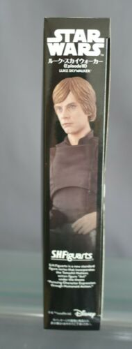 Star Wars Bandai NEW*** Episode VI - Episode 6 Figuarts Luke Skywalker S.H