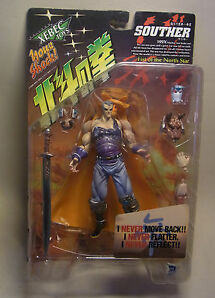 Anime / Manga Merchandise SOUTHER Action Figur Fist of the North Star Xebec Toys